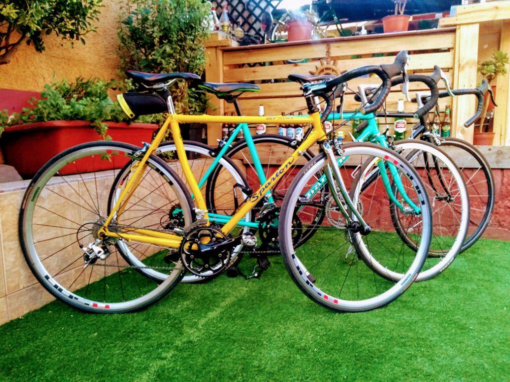 biciscletas ruta