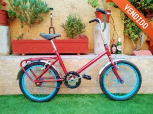 Bicicleta Mini Vintage