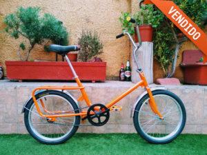 Bicicleta Mini Vendida
