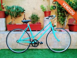 Bicicleta Paseo Vendida